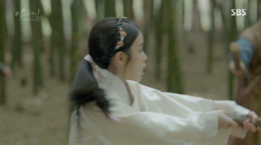 麗レイ花萌ゆる8人の皇子たち 22話 あらすじ ネタバレ