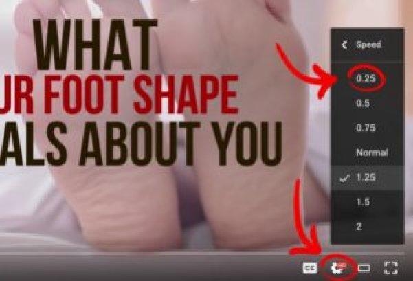 triků na Youtube