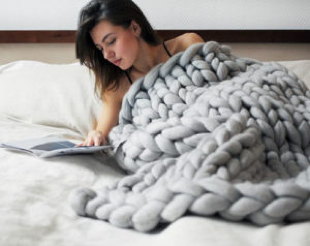 pohodlnou deku