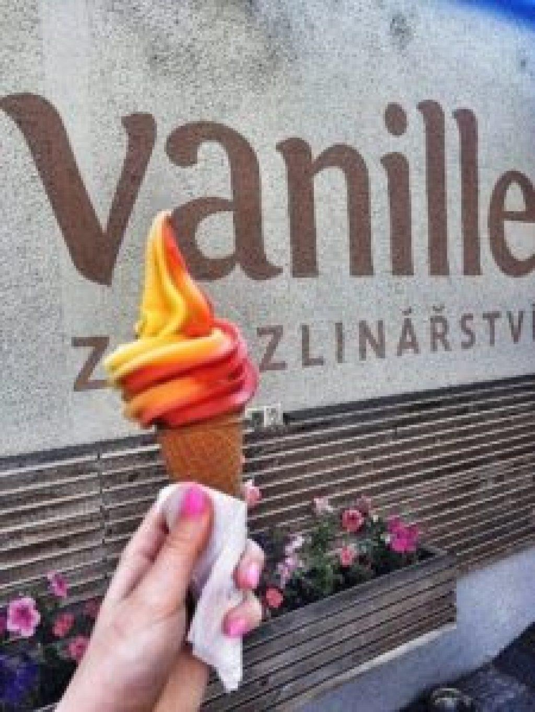 nejlepší zmrzlina v Praze