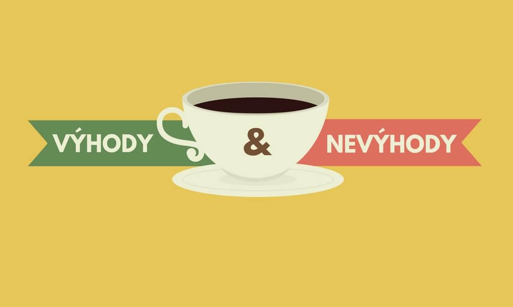 Výhody a nevýhody pití kávy, které byste si přáli dávno vědět