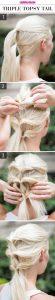 účesů pro polodlouhé vlasy