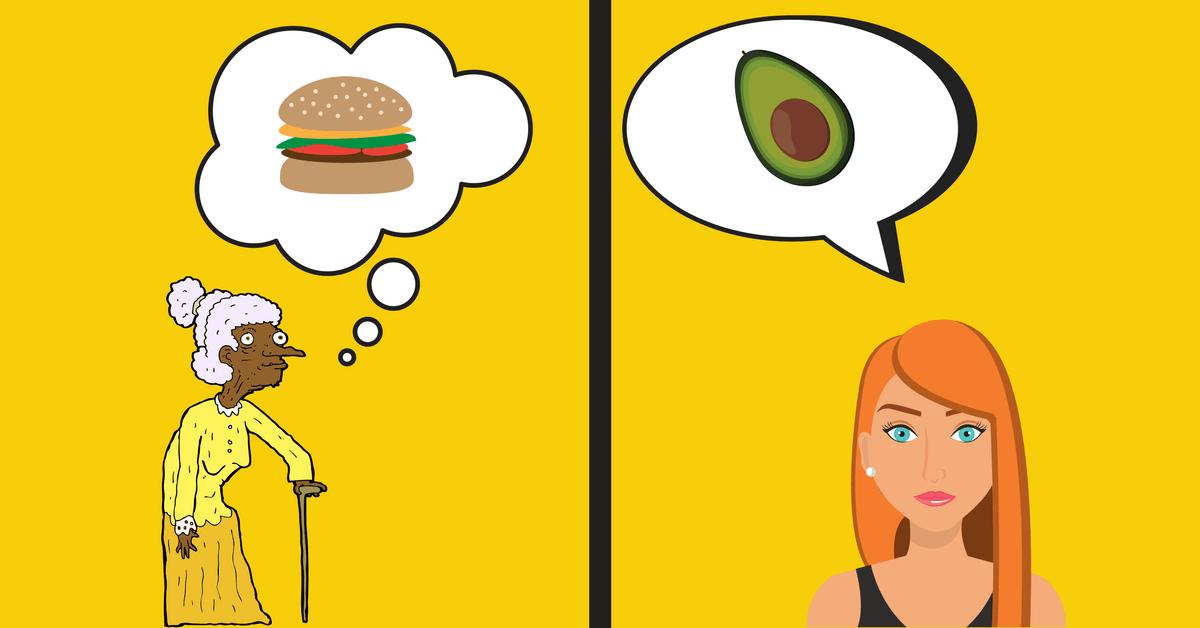 11 jídel, díky kterým budete vypadat o 10 let mladší