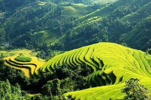 14 nádherných míst, kvůli kterým navštívit Asii
