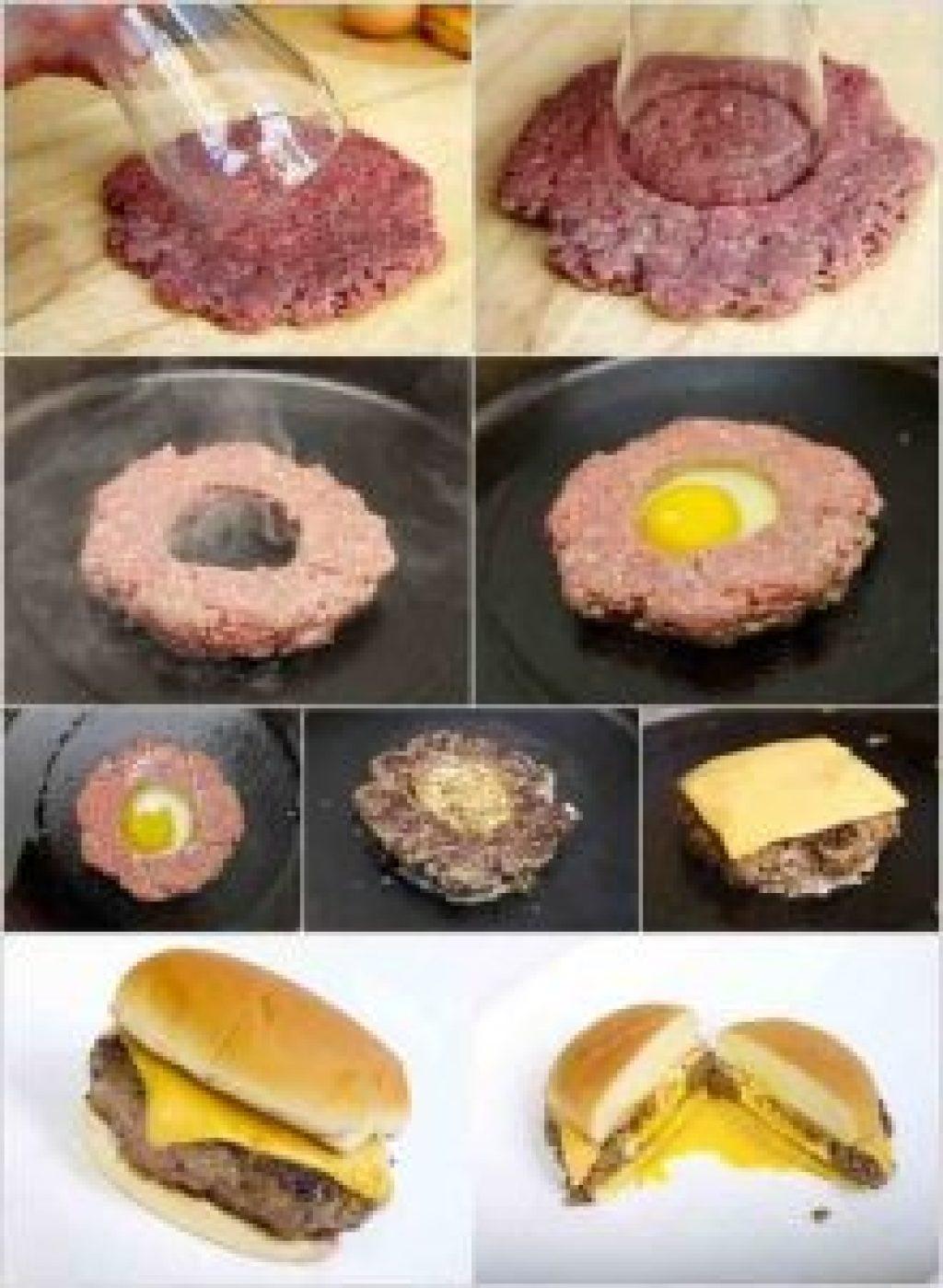 různé potraviny