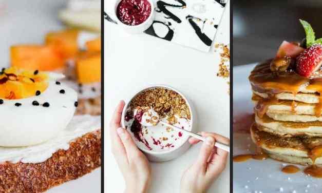 3 zdravé a chutné snídaně, které si můžete dopřát na několik způsobů