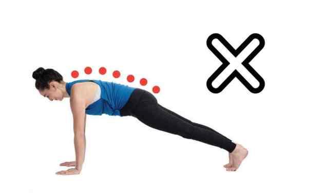 Chyby při cvičení, které mohou být nebezpečné pro naše zdraví