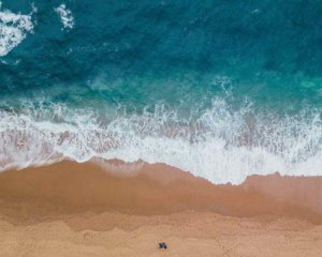 k moři