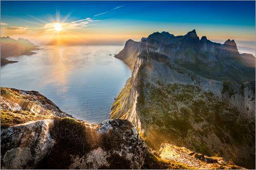 10 nejkrásnějších míst na planetě kde pozorovat půlnoční slunce
