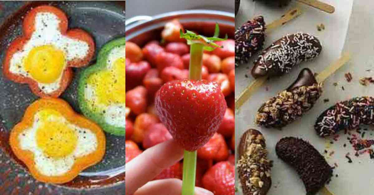 9 způsobů, jak jíst různé potraviny