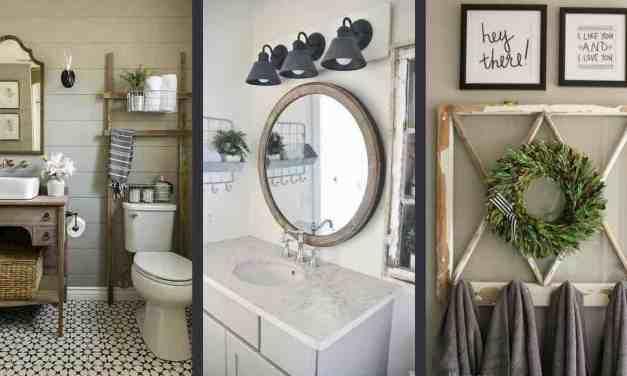 Plno inspirace na koupelnový design