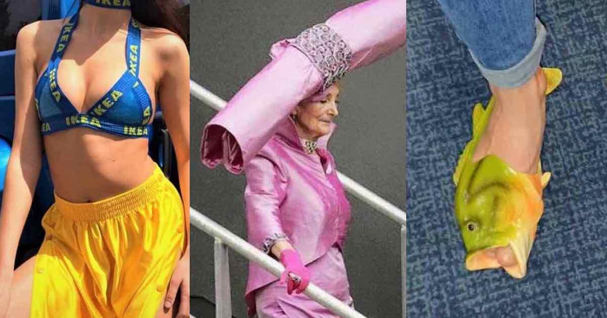 Zasmějte se: 20 lidí, kteří jsou vážně zmatení v módě