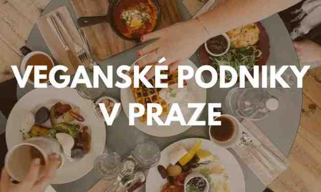 7 úžasných veganských podniků v Praze