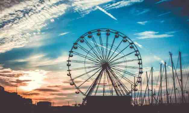 Hodnocení nejlepších zábavních parků v Evropě