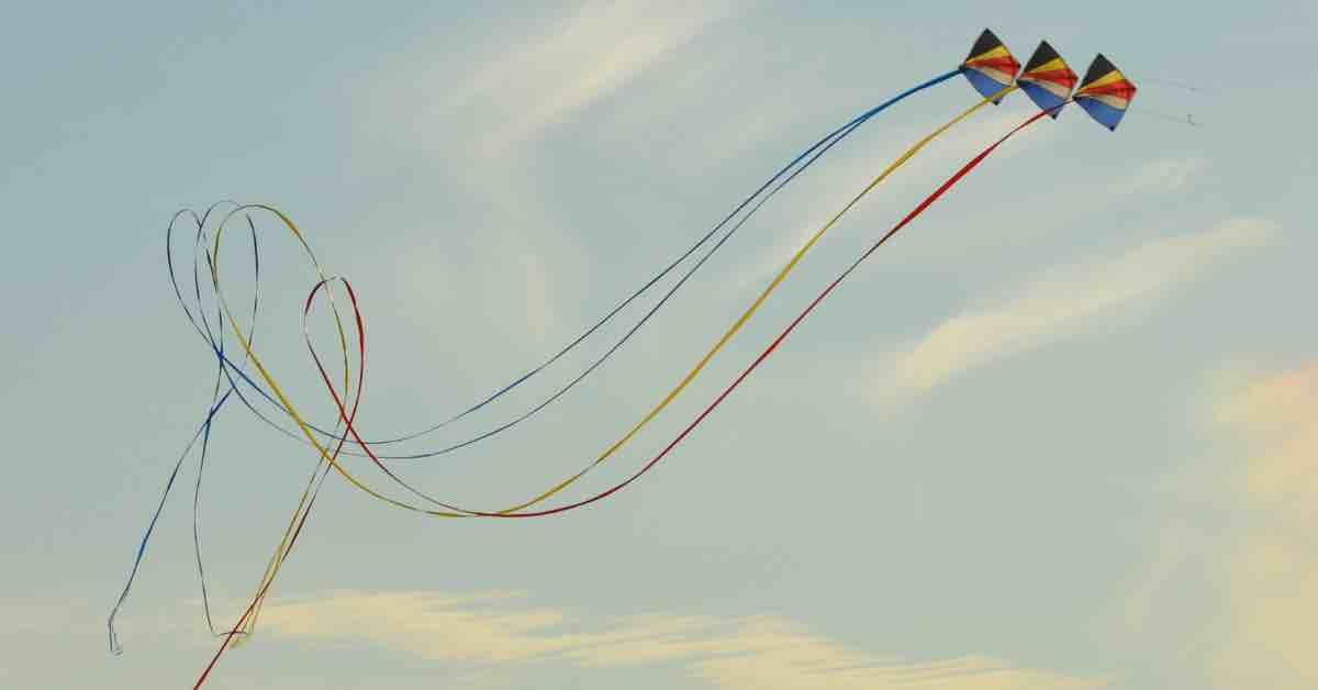10 tipů na létací draky za pár korun