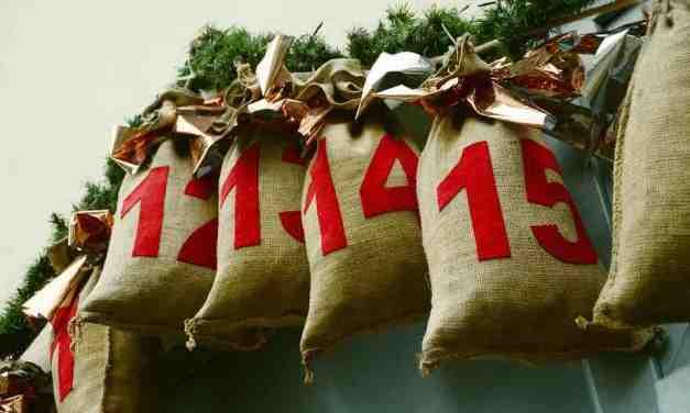 10 nápadů na vlastnoručně dělané adventní kalendáře