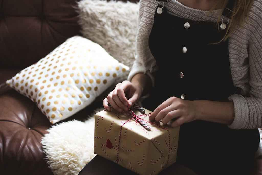 jak doručit dárky