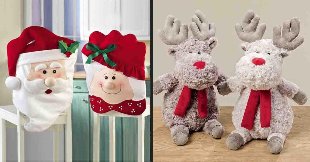 30 nápadů na vánoční dekorace za pár korun
