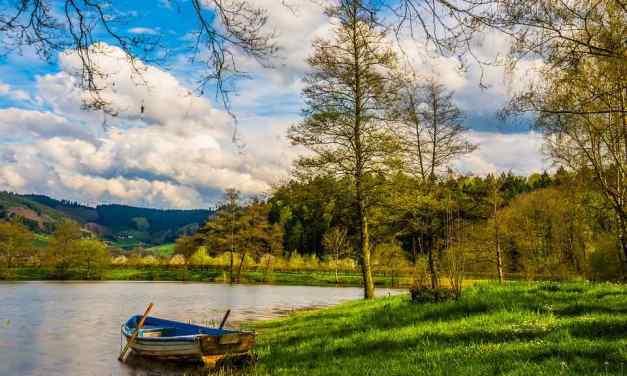 20x nejhezčí česká jezera s průzračnou vodou