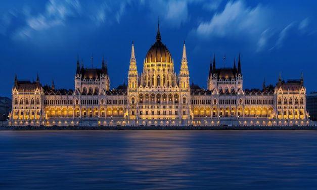 Tyto termální lázně v Maďarsku musíte navštívit!