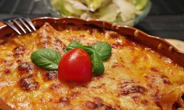 Pravé italské lasagne: recept, který se vám povede