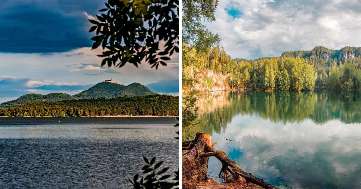 Kvíz: Jak moc se vyznáte v českých jezerech?