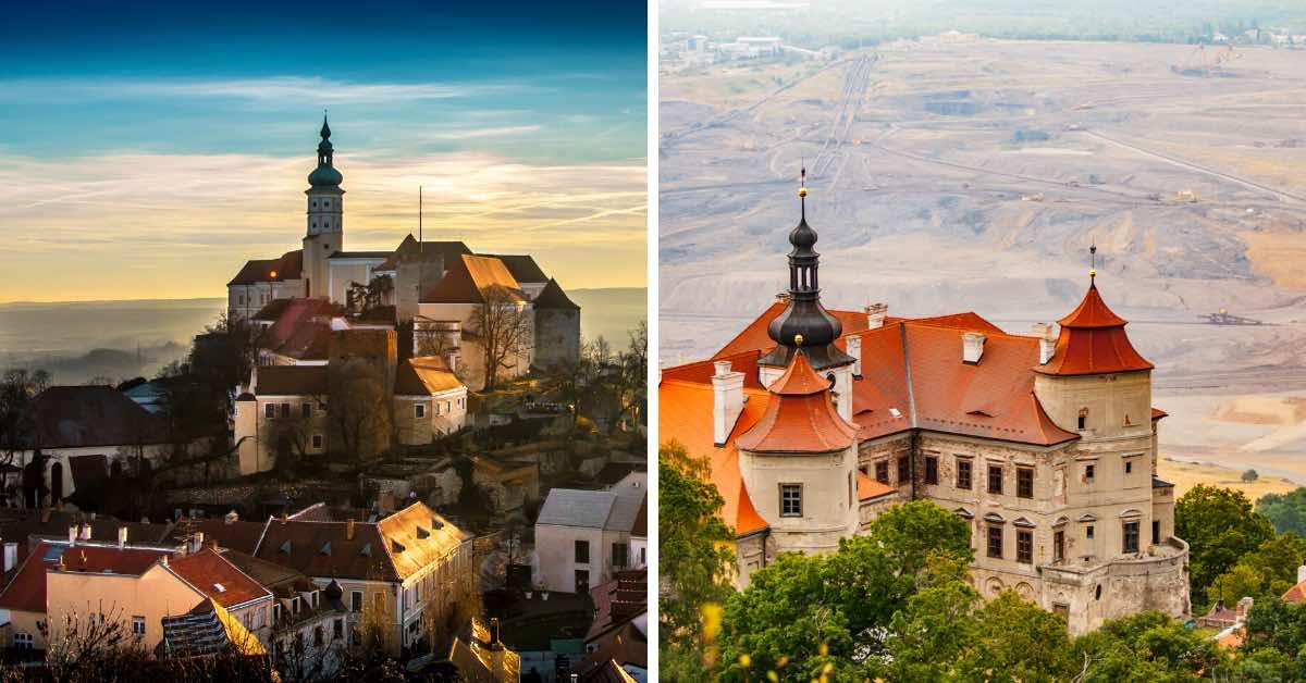 Kvíz: Dokážete uhodnout všech 10 českých zámků?