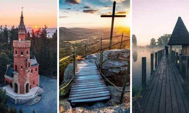 Kam na výlet do přírody? 33 míst, kam můžete vyrazit i během lockdownu