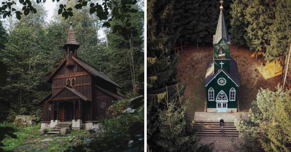 13 pohádkových dřevěných kostelů, které najdete u nás v Česku