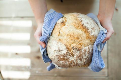Recept na domácí chleba bez droždí a vajec