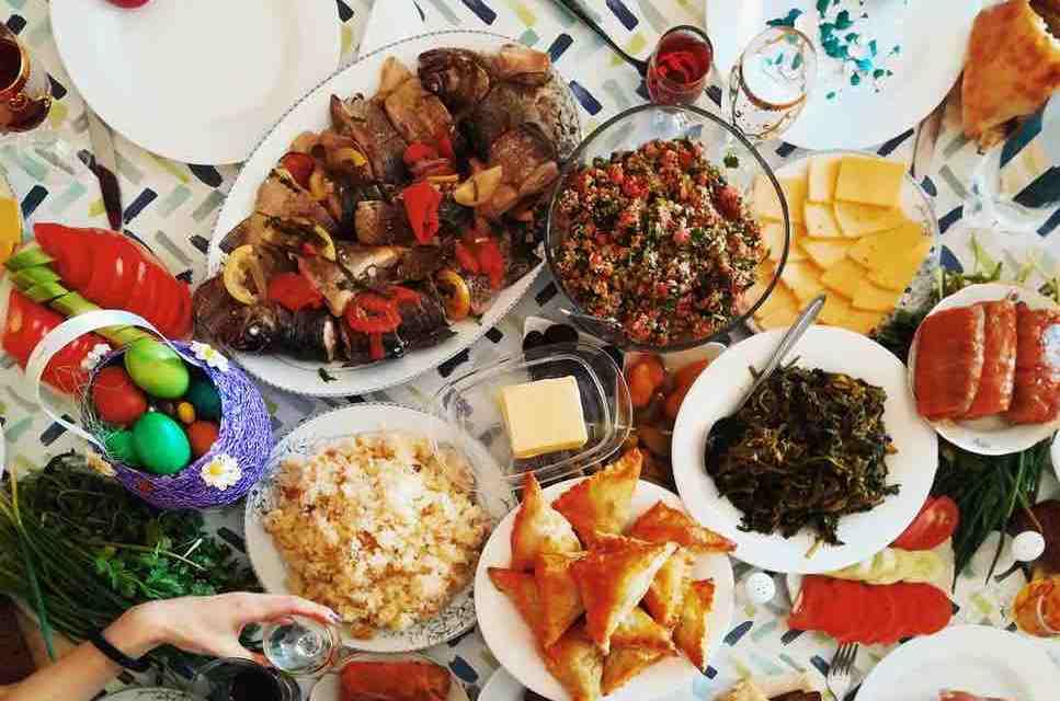 Velikonoční menu podle tradičních receptů