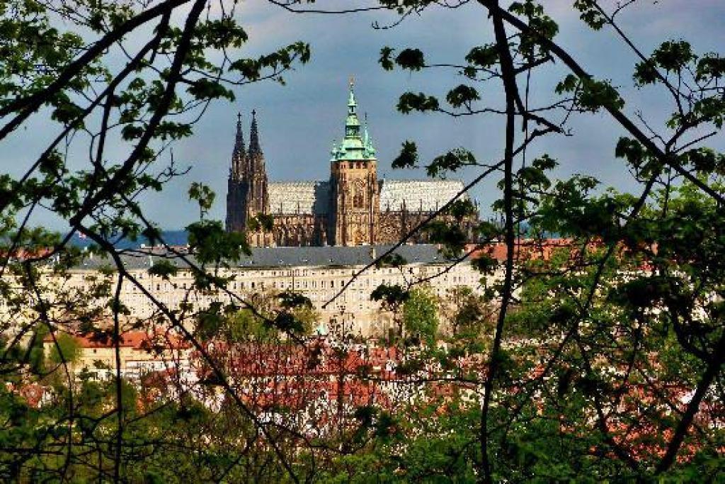vyhlídky v Praze