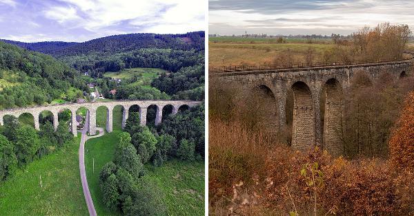 Kvíz: Jen 1 člověk z 10 uhodne všechny železniční viadukty