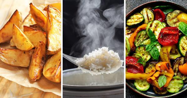12 tipů na přílohy, které doplní každé jídlo