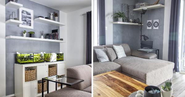 8 luxusních nápadů jak doma využít betonovou stěrku