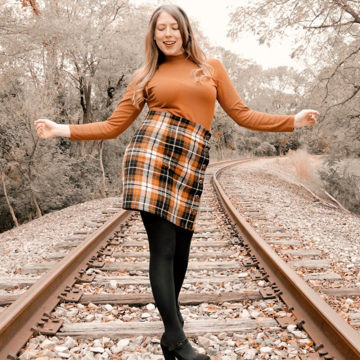 vintage styles for fall