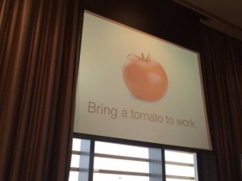 bring a tomato to work