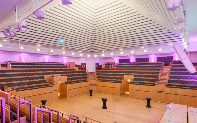 And the Venue for HW19 is….