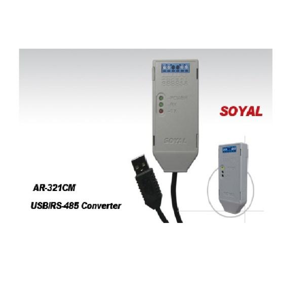Soyal-AR321-CM-Soyal-Isolated--USB-RS485-USB-Converter-system (1)