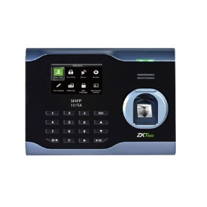 ZKTeco-SilkFP101TA-Fingerprint-Time-Attendance-Terminal-with-Adapter (1)