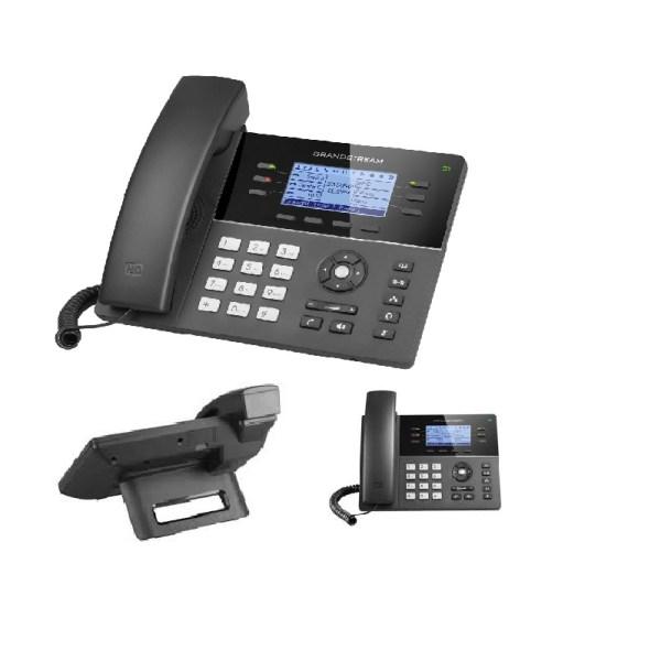 Grand-Stream-GXP1760W-WiFi-enabled-mid-Range-IP-phones-Set (1)