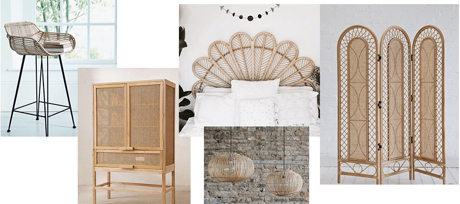 rattan ideas for your home