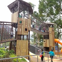 Inclusive Playground in Tuen Mun Park