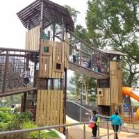 Inclusive Playground in Tuen Mun Park