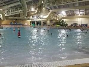 Wilderness Resort Indoor Wave Pool