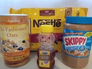 Healthy Snacks Ingredients
