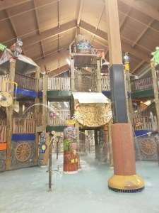 Wild West Water Park play structure.