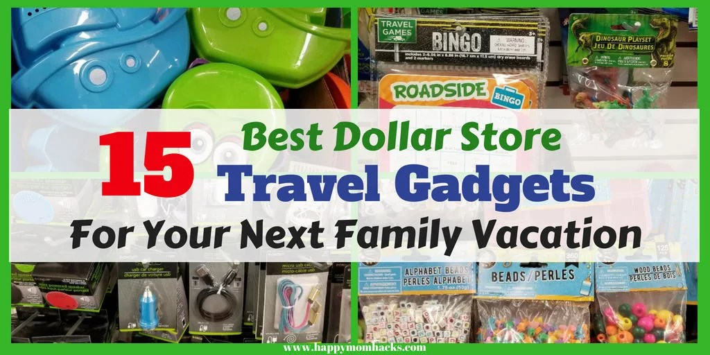 15 Best Road Trip Games for Kids at the Dollar Store