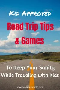 15 Road Trip Tips for vacations with kids. Use this road trip planner to prepare. Find hacks for keeping car clean, best road trip apps, travel games, travel snacks and more. #familytravel, #traveltips