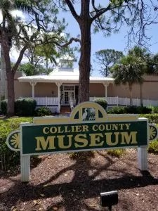Things to Do in Naples Florida - Free Museums, Collier County Museum